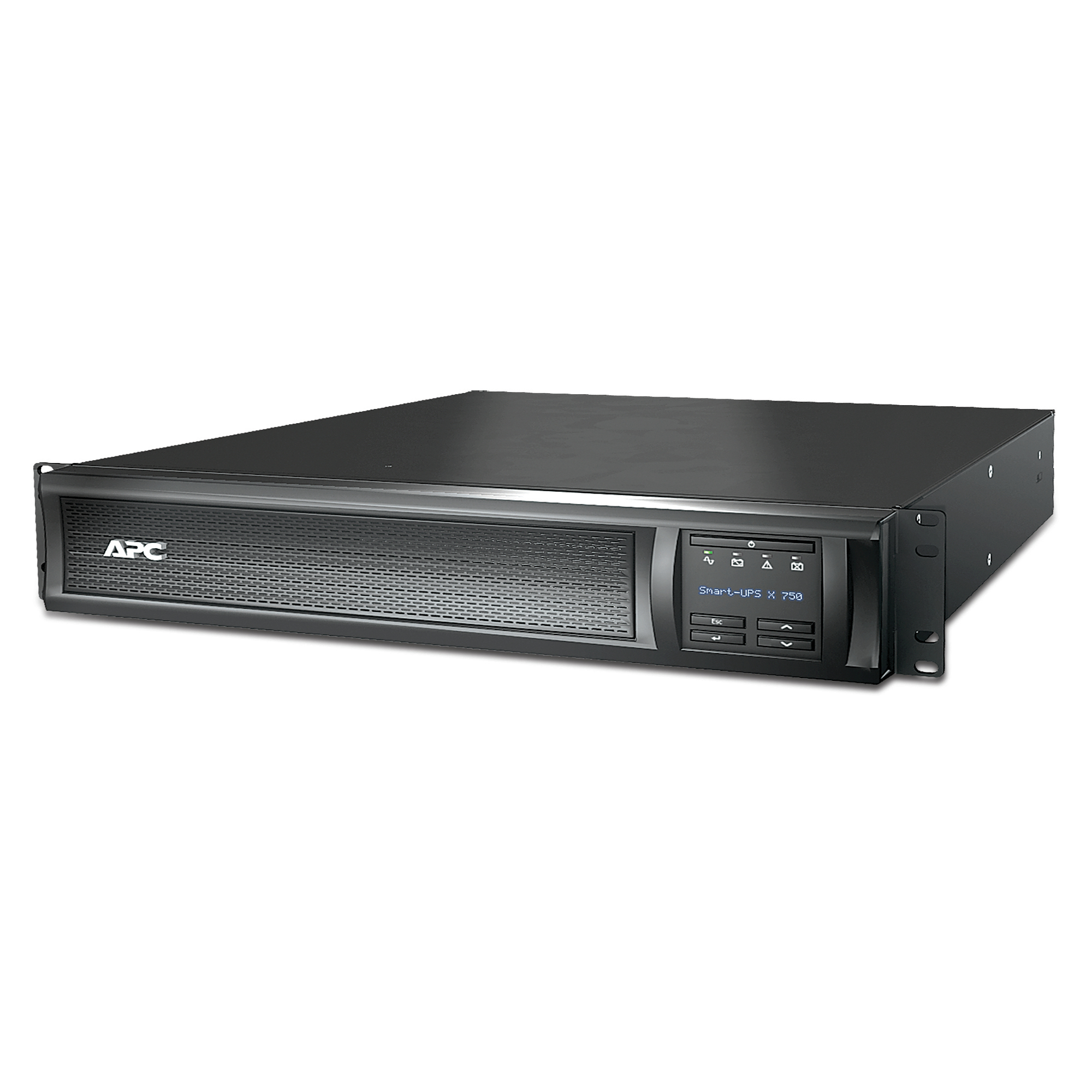 APC Smart-UPS uninterruptible power supply (UPS) Line-Interactive 750 VA 600 W 8 AC outlet(s)