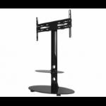 "AVF FSL800LUB-A 65"" Portable Black flat panel floorstand"