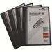 Durable Duraclip 30 report cover Blue,Transparent PVC