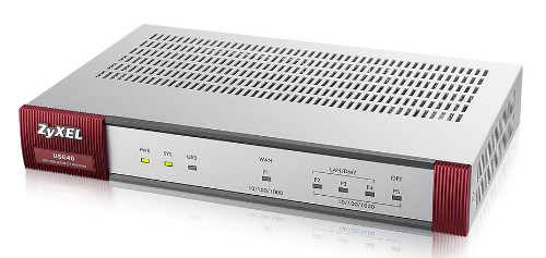 Zyxel USG40 UTM gateway/controller