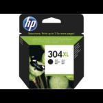HP 304XL Black Original Origineel Zwart