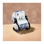 ROLODEX BUSINESS CARD FILE ROTARY ROLODEX 67236 400 CAP ( EACH )