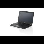 """Fujitsu LIFEBOOK U748 Black Notebook 35.6 cm (14"""") 1920 x 1080 pixels 8th gen Intel® Core™ i7 i7-8550U 8 GB DDR4-SDRAM 256 GB SSD"""