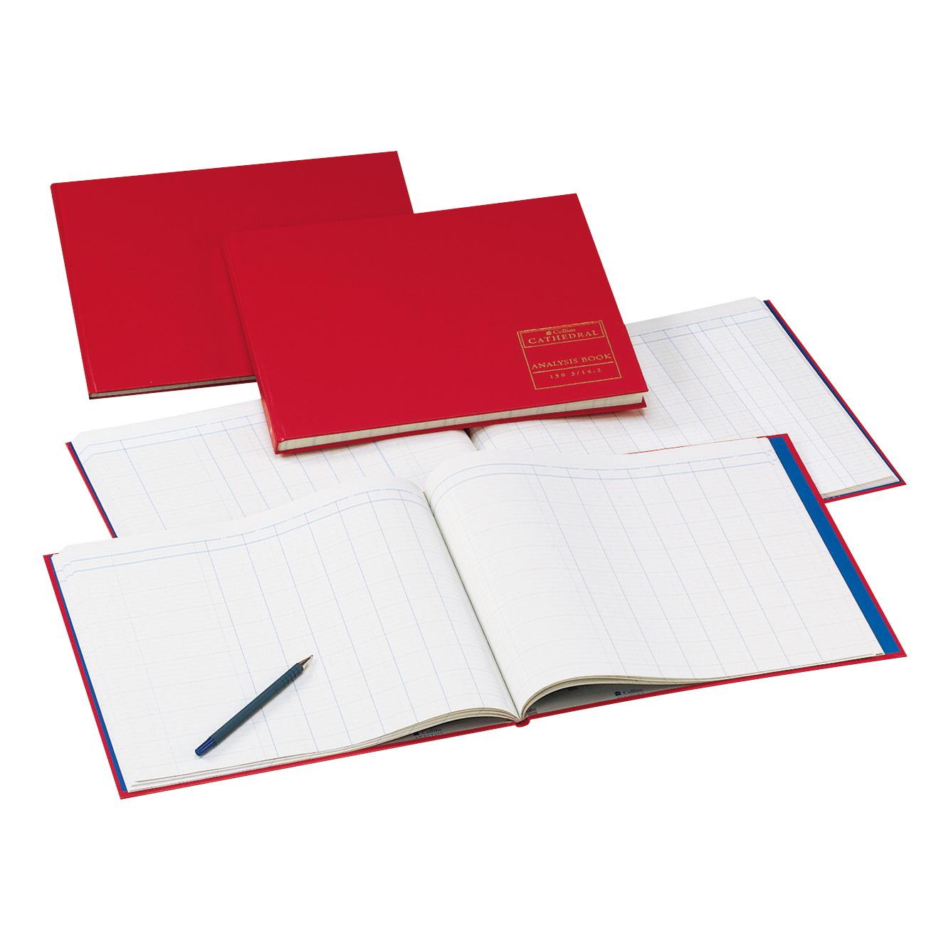 Collins 96Pg Analysis Book 150 Series 150.12.1