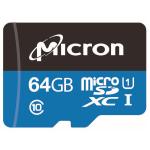 Micron Industrial Flash Speicher 64 GB MicroSDXC Klasse 10 UHS-I