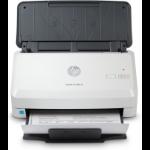 HP Scanjet Pro 3000 s4 Sheet-fed scanner 600 x 600 DPI A4 Black, White