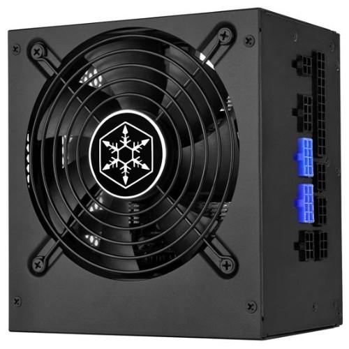 Silverstone ST55F-PT power supply unit 550 W 20+4 pin ATX ATX Black