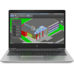 "HP ZBook 14U G5 Silver Mobile workstation 35.6 cm (14"") 1920 x 1080 pixels 7th gen Intel® Core™ i5 i5-7200U 8 GB DDR4-SDRAM 256 GB SSD"