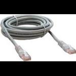 Microconnect CAT6 U/UTP 1m LSZH 1m Cat6 U/UTP (UTP) Grey networking cable