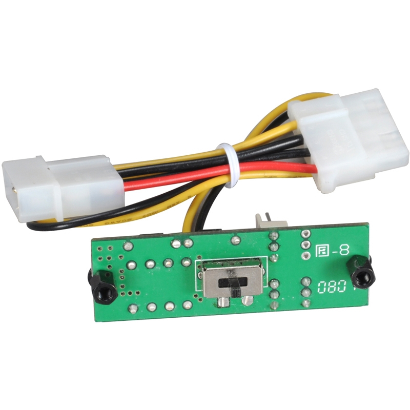 3-speed Fan speed controller