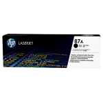 HP CF287A (87A) Toner black, 9K pages