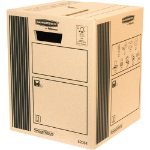 Fellowes 6206402 Packaging box Black,Brown 1 pc(s)