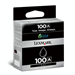 Lexmark 14N0918BL (100A) Ink cartridge black, 170 pages