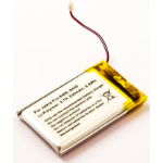 MicroBattery MBXJA-BA0001 headphone/headset accessory Battery