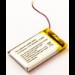 CoreParts MBXJA-BA0001 headphone/headset accessory Battery