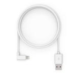 Compulocks 6FT90DLTNGW lightning cable 0.6 m White