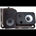 Pyle PDWR50B loudspeaker 250 W Black