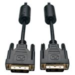 """Tripp Lite P561-015 DVI cable 179.9"""" (4.57 m) DVI-D Black"""