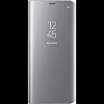 "Samsung EF-ZG955 6.2"" Flip case Silver"