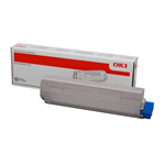 OKI 44844508 Toner black, 10K pages