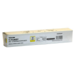 Toshiba T-FC26SY 5000pages Yellow laser toner & cartridge
