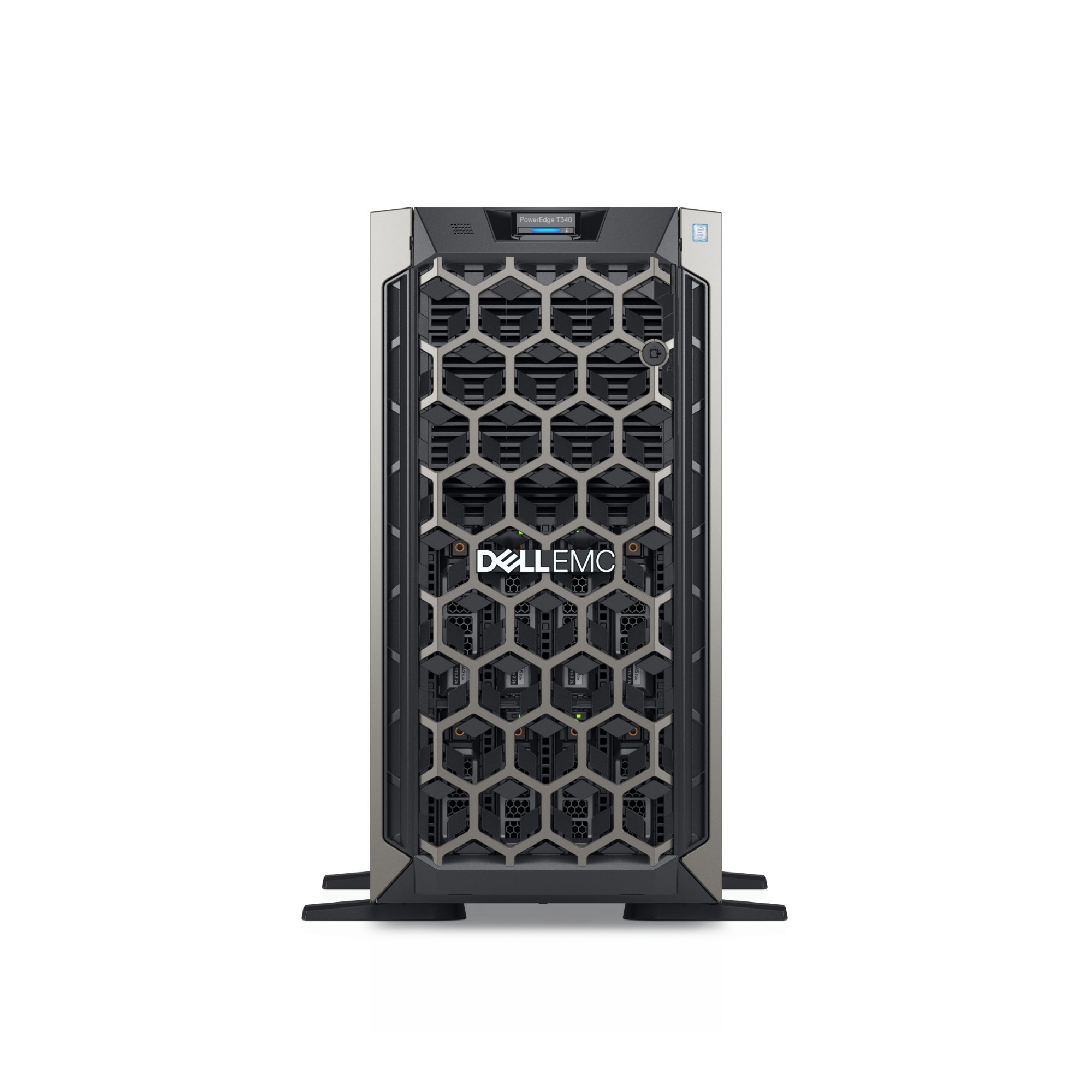DELL PowerEdge T340 servidor Intel Xeon E 3,5 GHz 16 GB DDR4-SDRAM Tower 495 W