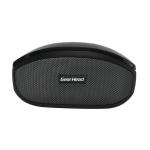 Gear Head BT5000BLK 3W Black portable speaker
