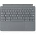Microsoft Surface Go Signature Type Cover teclado para móvil Español Platino