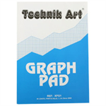 TECHNIK ART GRAPH PAD 1-10MM A4 XPG1
