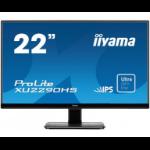 "iiyama ProLite XU2290HS-B1 21.5"" 5ms 250 cd/m² 2W Black 100 x 100 mm"