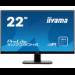 "iiyama ProLite XU2290HS-B1 21.5"" Black Full HD"