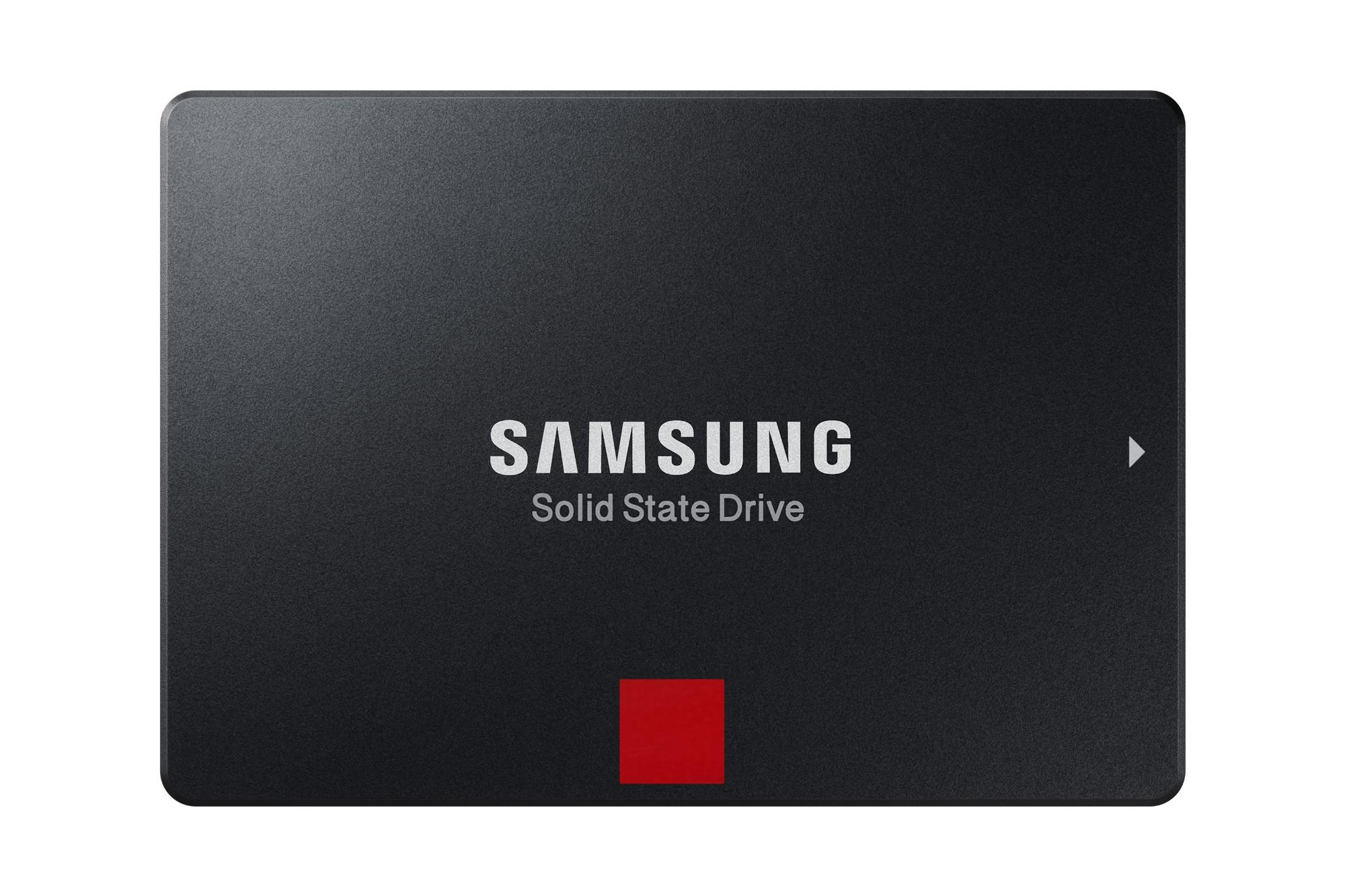 "Samsung 860 PRO 2.5"" 4000 GB Serial ATA III V-NAND MLC"