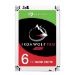 "Seagate IronWolf Pro ST6000NE000 disco duro interno 3.5"" 6000 GB Serial ATA III"