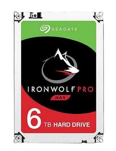 Seagate IronWolf Pro ST6000NE000 internal hard drive 3.5