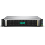 Hewlett Packard Enterprise MSA 1050 12Gb SAS Dual Controller SFF disk array Rack (2U)