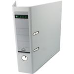 Leitz 180° Plastic Lever Arch File White folder