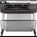HP Designjet T830 24 impresora de gran formato Inyección de tinta Color 2400 x 1200 DPI Ethernet Wifi