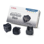 Xerox 108R00668 3000pages Black laser toner & cartridge