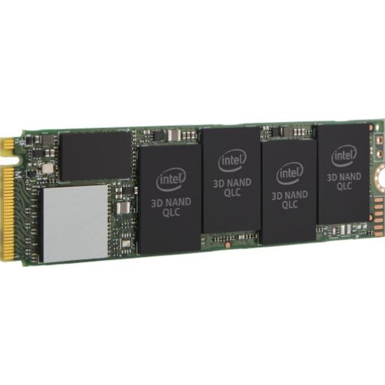 Intel Consumer SSD 660p internal solid state drive M.2 512 GB PCI Express 3.0 3D2 QLC NVMe