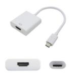 AddOn Networks USBC2HDMIW USB graphics adapter White