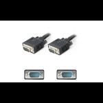 """AddOn Networks 15ft VGA VGA cable 181.1"""" (4.6 m) VGA (D-Sub) Black"""