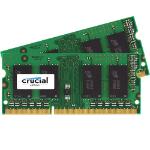 Crucial 8GB Kit (2x4GB) DDR3-1866 8GB DDR3 1866MHz memory module