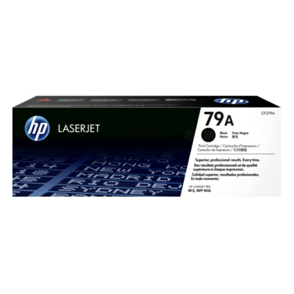 HP CF279A (79A) Toner black, 1000 pages