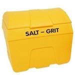 WINTER BIN SALT/GRIT YLW NO HOPP 400L GRN