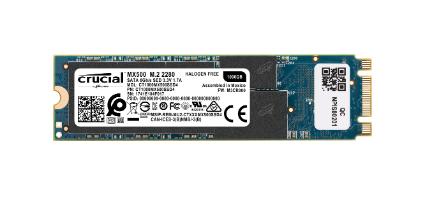 Crucial MX500 M.2 1000 GB Serial ATA III