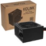 Kolink Core Series KL-C600 600W ATX 12cm Fan 80 Plus PSU