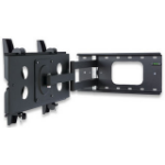Manhattan 424714 Black flat panel wall mount