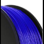 VERBATIM AMERICAS LL PLA 3D FILAMENT 1.75MM 1KG REEL BLUE