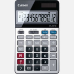 Canon HS-20TSC calculator Desktop Financiële rekenmachine Zwart, Zilver