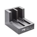 SYBA CL-ENC50060 storage drive docking station Black